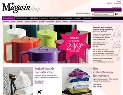 Magasin Onlineshop